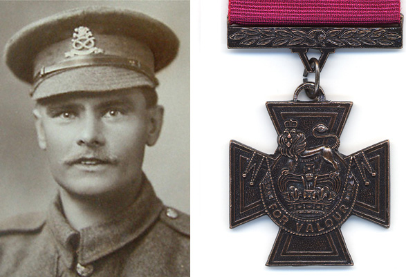 William Coltman and the Victoria Cross