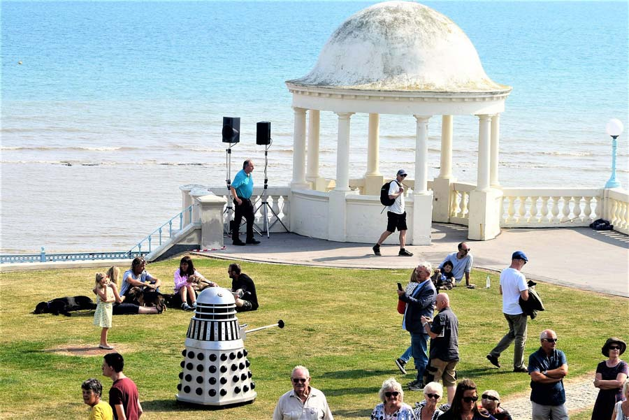 The Dalek - Bexhill 60s Revolution
