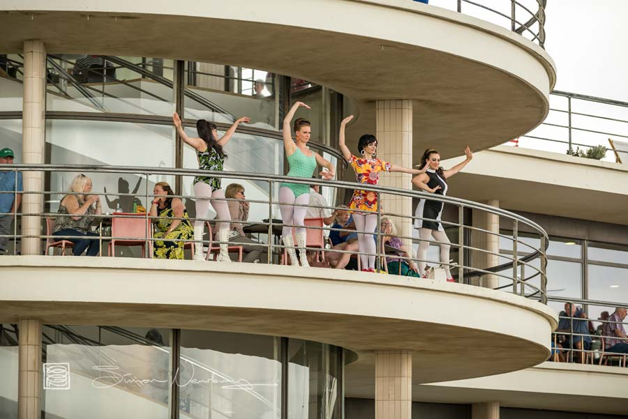The Meyer Dancers - Bexhill 60s Revolution